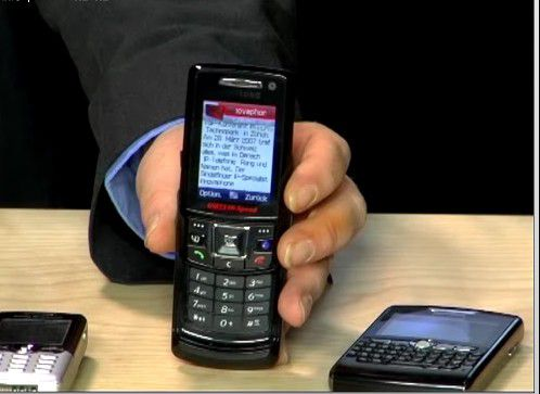CW-Redakteur Jürgen Hill zeigt, wie sich E-Mails via MMS auf fast jedes Handy bringen lassen (Video, ca. vier Minuten).