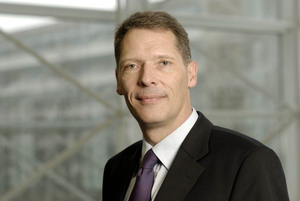"""Martin Kinne, HPs PC-Chef in Deutschland, konstatiert """"wilde Aktionen"""" von einigen PC-Herstellern."""
