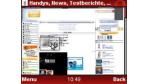 Opera Mini 4 Beta 2 mit erweiterter Suche und Ansicht im Querformat