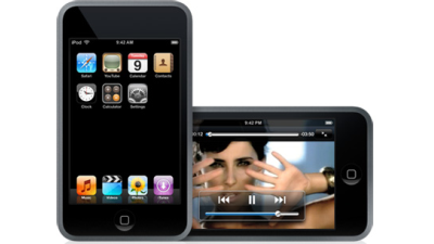 Test: Apple iPod Touch 8 GB - Foto: Apple