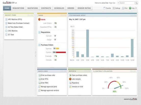 Infor-ERP-Systeme erhalten eine rollenbasierende Benutzeroberfläche.
