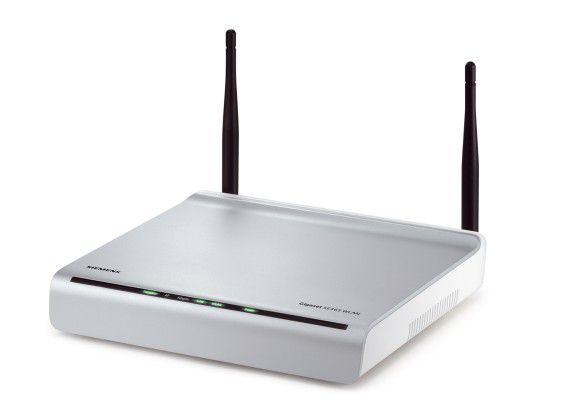 Das Gigaset SE365 WLAN ist Access Point, Adapter und Repeater in einem.