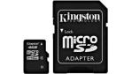 Kleiner, schneller, besser: 4GB microSDHC von Kingston
