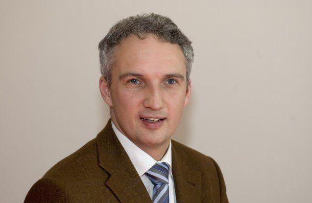 Erik-Werner Radke, Leiter der Sparte Maintenance-Services bei IBM: 'Wartung ist Kerngeschäft der IBM.'