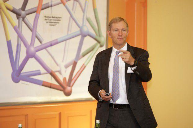 CIOs sind auf dem Sprung ins Topmanagement, meint Personalberater Reynold Lewke.