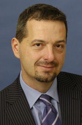 Andreas Dietrich, SBB-CIO: 'Mobile Computing bedeutet, dass Applikationen standortunabhängig nutzbar werden.'