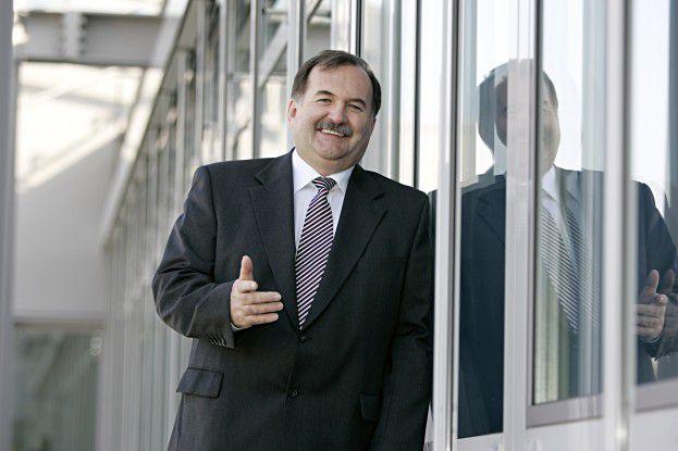 Karl Pomschars Credo: Loslassen und neu anfangen statt an teuren Fehlinvestitionen festhalten. (Foto: Joachim Wendler)