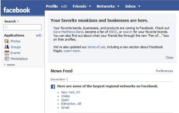 """Auch stark frequentierte Social Networks wie Facebook setzen auf einen """"LAMP""""-Stack auf."""