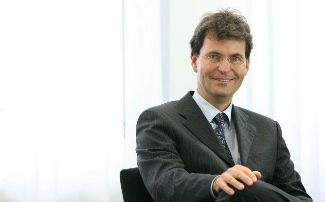 Ziegenhain: Siemens hat sich klar zum Shared-Service-Konzept bekannt. Siemens hat einen Nutzen davon, die IT auf eine breite und professionelle Grundlage zu stellen.
