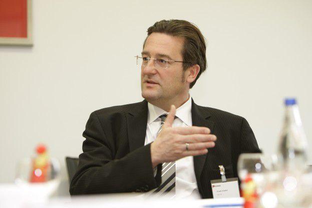 Frank Schabel von Hays fordert IT-Selbständige auf, an ihrer Beratungskompetenz zu arbeiten.