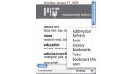 Firefox mobile: erste Bilder vom Design des Handy-Browsers veröffentlicht