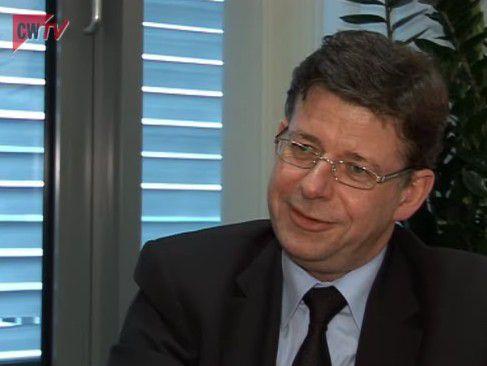 T-Systems-CEO Reinhard Clemens im Interview mit CW-TV