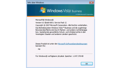 Analyse: Was das Service Pack 1 (SP1) für Windows Vista bringt