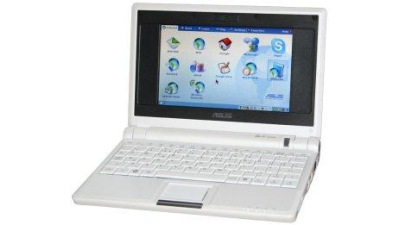 ASUS kündigt EeePC mit Windows XP an - Kooperation mit T-Mobile - Foto: ASUS