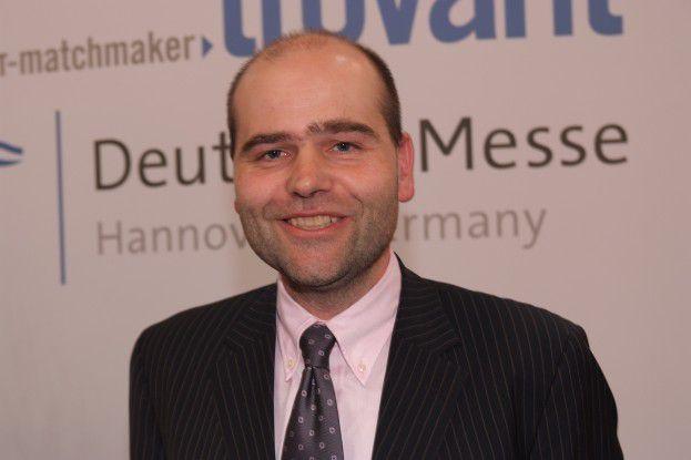 Comarchs Marketing-Vorstand Ralf Gärtner verspricht Mittelständlern ein One-Stop-Shopping für ihre Softwareanforderungen.