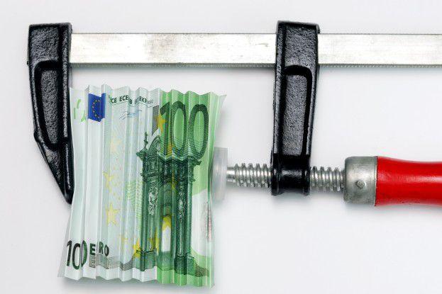 Nur noch 470 Millionen statt 1,8 Milliarden Euro gibt es künftig für Gründer.