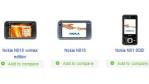 N810 Wimax Edition: Erste Bilder im Nokia-Portal veröffentlicht - Foto: Nokia