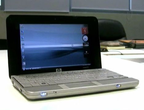 Die Kollegen von IDG in den USA haben einen ersten Blick auf den Compaq 2133 von Hewlett-Packard werfen können und schildern ihre Eindrücke vom HP-UMPC.