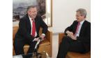 SAP-Chef Kagermann im Streitgespräch - mit einem CIO - Foto: Joachim Wendler