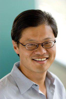 Jerry Yang, Mitgründer und CEO von Yahoo!