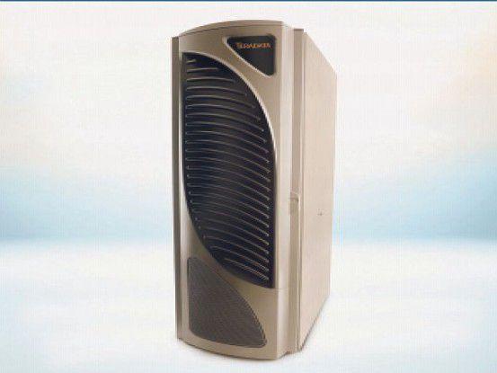 Mit dem Server Teradata 2500 will der Hersteller den aufstrebenden Anbieter von Data-Warehouse-Appliances Paroli bieten.