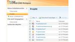 Arbeiten im Netz: Microsoft schaltet Office Live Workspace frei