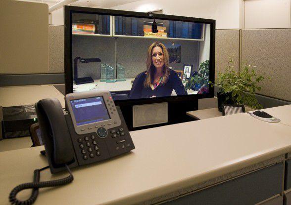 Videoconferencing stellt höhere Ansprüche an das Netz als VoIP und reagiert empfindlich auf Störungen.