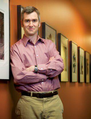 Bill Veghte verspricht für Windows 7 vor allem eines: Investitionsschutz.