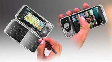 Ist das Nokias neues Touch Phone für Geschäftsleute?