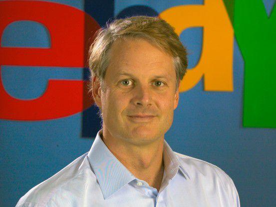 EBay-Chef John Donahoe hatte wenig Erfreuliches zu berichten.