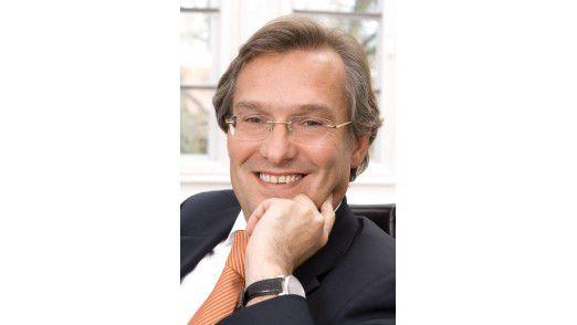 """Ralf Hofmann, MHP: """"Ein überdurchschnittliches Einstiegsgehalt erzeugt großen Erfolgsdruck."""""""