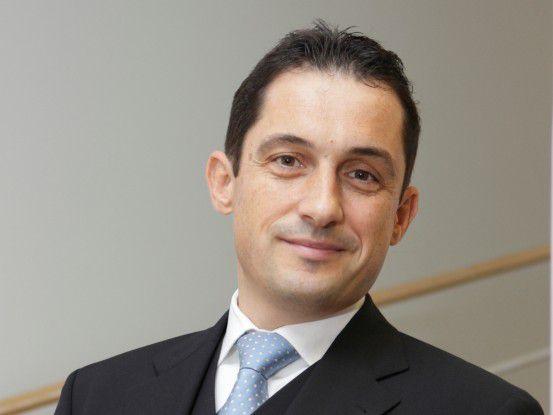 Michael Kollig ist CIO von Danone.