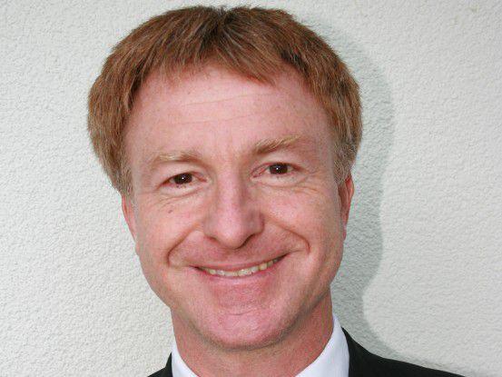 """Frank Nittka, CIO bei der Brita GmbH, schaffte es beim """"CIO des Jahres 2008"""" in der Kategorie Mittelstand in die Top 10."""