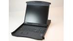 Raritan LCD-KVM-Konsole T1900: Platzsparende Rack-Konsole erleichtert Server-Administration - Foto: Raritan