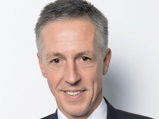 """Volker Smid, HP: """"Werte wie Integrität und Verlässlichkeit sind Bestandteil der Geschäftsgrundsätze"""" Foto: HP"""