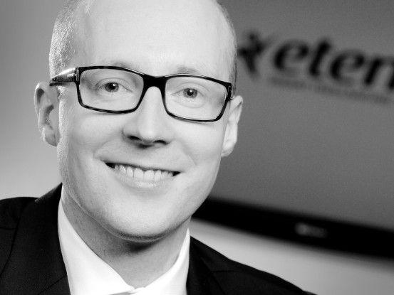 """Etengo-Chef Nikolaus Reuter: """"Die IT-Selbständigen kommen bei uns direkt ins Projekt."""""""