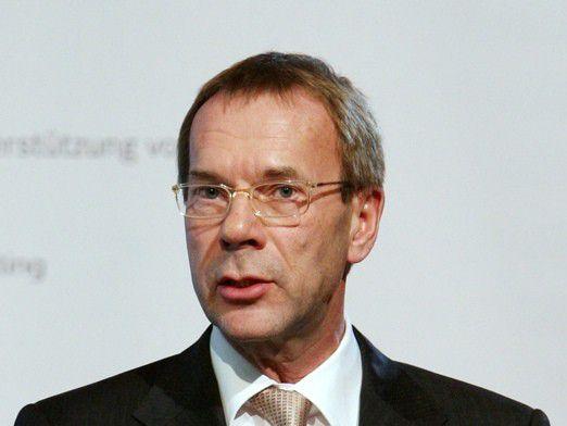 Andreas Resch, ehemals Bayer-CIO, neuerdings Berater.
