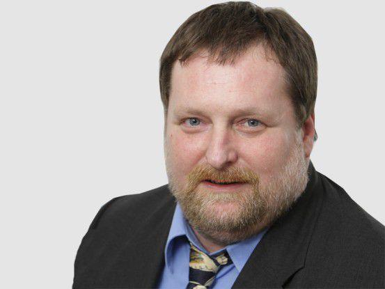 CW-Redakteur Jürgen Hill