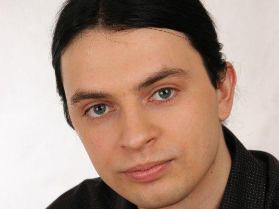 Anton Janzen, IT-Freiberufler: 'Die Erfahrungen als Selbständiger sind interessanter als die als Festangestellter.'