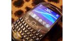 Blackberry Curve 8520: Neuer Blackberry Curve mit Mauspad statt Trackball