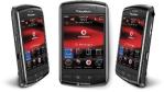 Touchscreen-Smartphone: Blackberry Storm 2 hat ein besseres Display als der Vorgänger