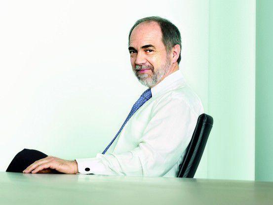 """Joseph Reger, Technologiechef von Fujitsu Technology Solutions: """"Gerade die Reaktion von Amazon birgt auch für die Entwicklung des IT-Marktes ein großes Risiko."""""""