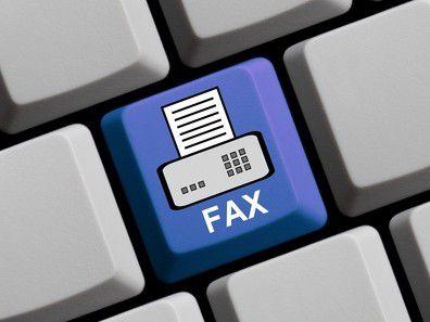 Das Fax ist nicht totzukriegen...