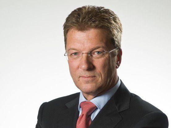"""Karl-Heinz Stroh, Praktiker: """"Der Handel bietet zum Teil interessantere Jobs als IT-Hersteller."""" (Fotos: Praktiker)"""