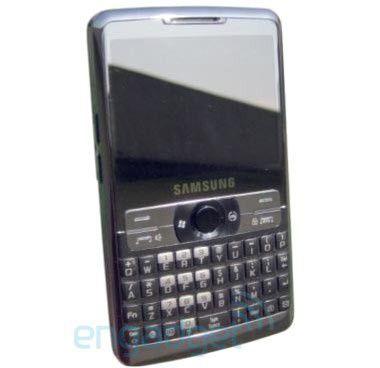 Samsung Pivot: Neues Touchscreen-Handy mit Volltastatur und Power-Akku.