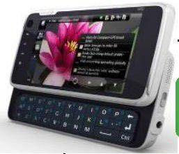 Erstes Foto des Nokia Internet Tablet N900