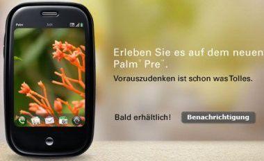 Mit dem Palm Pre wollen Palm und Sprint zu alter Größe zurückkehren.