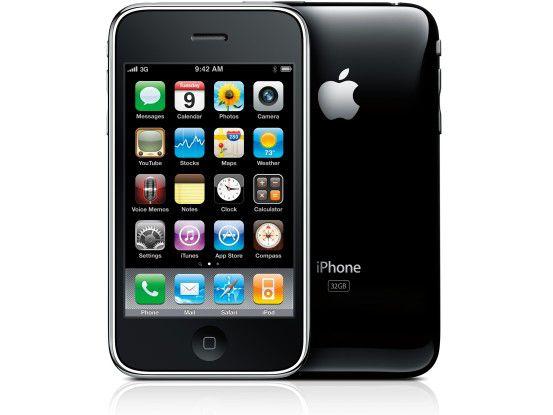 iPhone 3G S - das 'S' steht für 'Speed'.