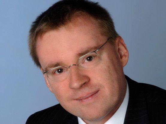 Michael Rödel, CIO, Bionorica AG