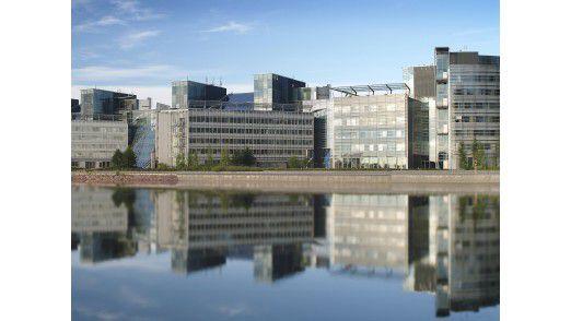 Die Nokia-Zentrale in Espoo bei Helsinki